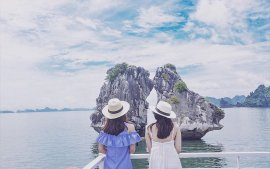 Escape with Amazing Halong Bay 1 Day Tour