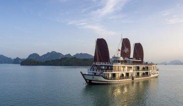 3D2N Azalea Cruise Ha Long + Lan Ha Bay