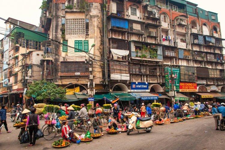 Rubicon Hanoi Old Market