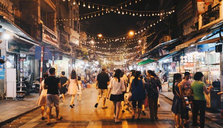 Rubicon Hanoi Old quater