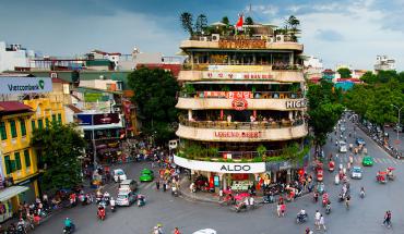 4D3N ~ Hanoi + Ha Long Bay (Overnight On Land)