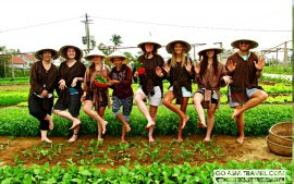 Tra Que Village Daily Tour – Herb and Vegetable Farming