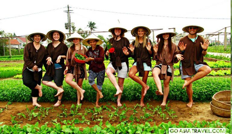tra-que-village da nang