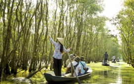 Sai Gon – Cu Chi Tunnel – My Tho – Vung Tau Resort 5 Days 4 Nights