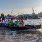 Cai-Rang-Floating-Market-mekong delta