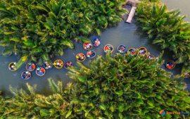 Daily Tour Half Day Da Nang – Cam Thanh Coconut Village
