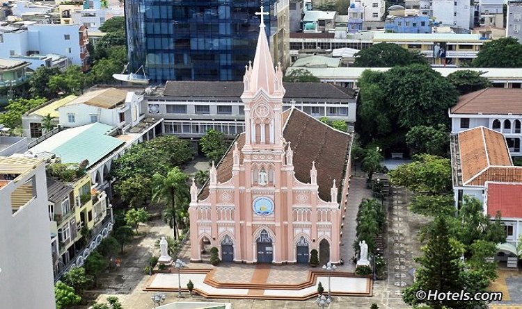 Cathedral Da Nang