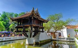6D5N ~ Hanoi + Sapa Valley + Halong Bay Overnight On Cruise
