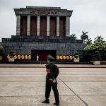 Hanoi Mausoleum Ho Chi Minh