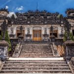 Khai Dinh's Tomb Hue