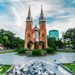 Saigon Notre-Dame Basilica, Vietnam