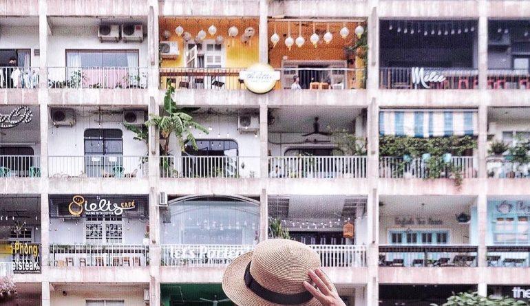 Cafe Apartment HCM