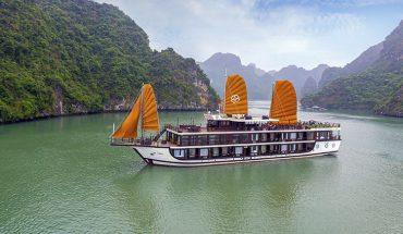 2D1N Peony Cruise Ha Long Bay+ Lan Ha Bay