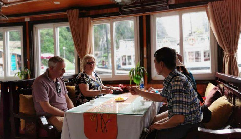 Rubicon Tours Restaurant 1