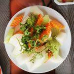Rubicon Tours Seafood Menu 1