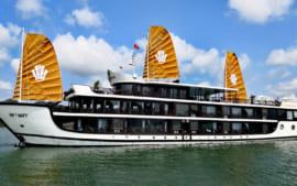 2D1N Genesis Regal Cruise Ha Long + Lan Ha Bay