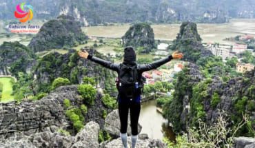2D1N Lan Ha Bay on Cruise and Trang An Grottoes – Hoa Lu Temple – Mua Cave