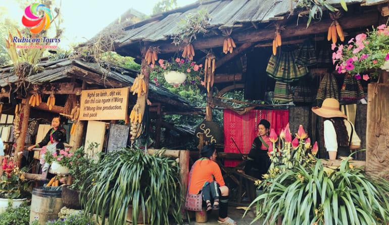 Sapa-CatCat-HamRong-Fansipan-LaoChai-TaVan-8