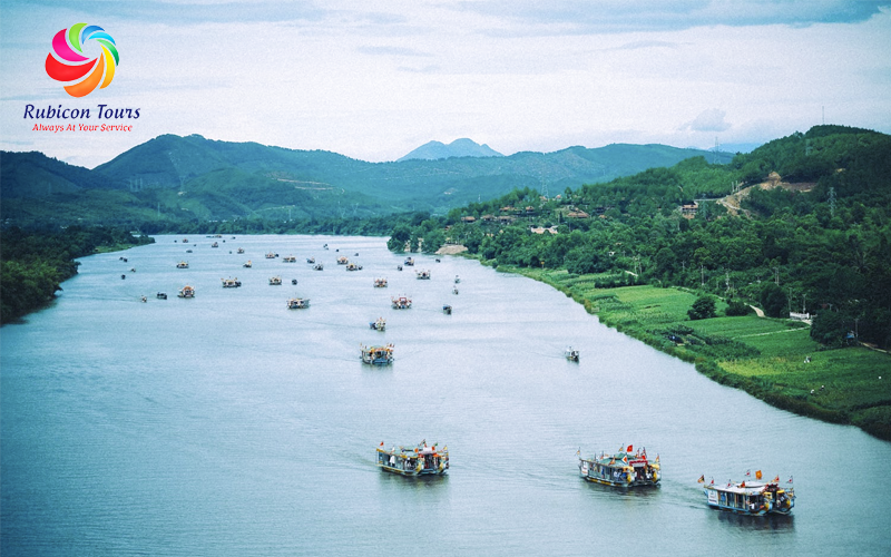 Best places to go kayaking in Vietnam: Tuyen Lam Lake (Da Lat City)