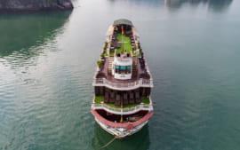 2D1N Paloma Cruise Ha Long + Bai Tu Long Bay
