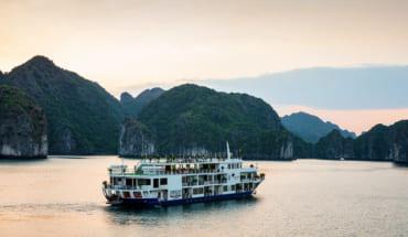 2D1N Mon Chéri Cruises Ha Long + Lan Ha Bay
