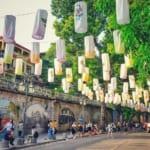 Hanoi Phung Hung Street