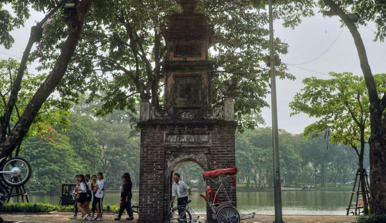 Thap-Hoa-Phong Ha noi