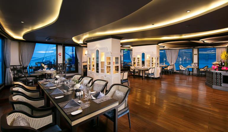 Solei restaurant Madeline Cruise